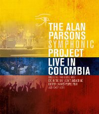 Cover The Alan Parsons Symphonic Project - Live In Colombia [DVD]